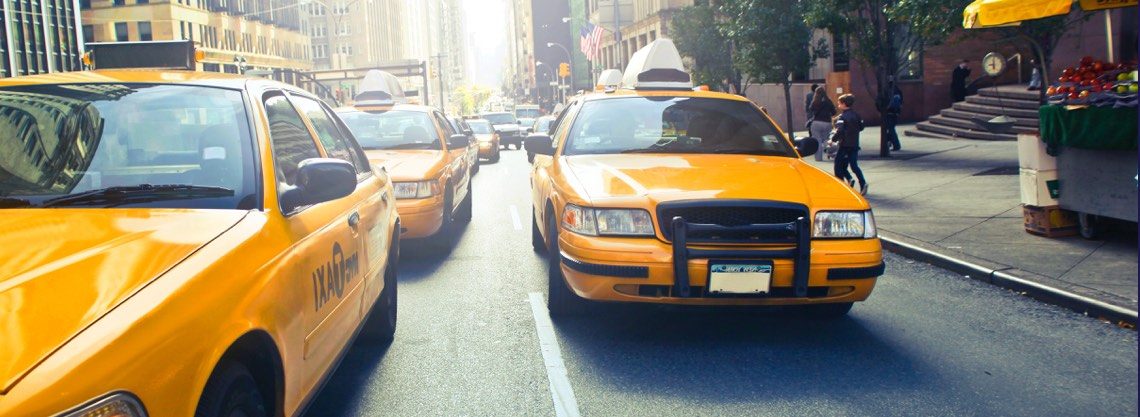 What does it take to create a taxi booking app like Lyft, Uber, and Gett