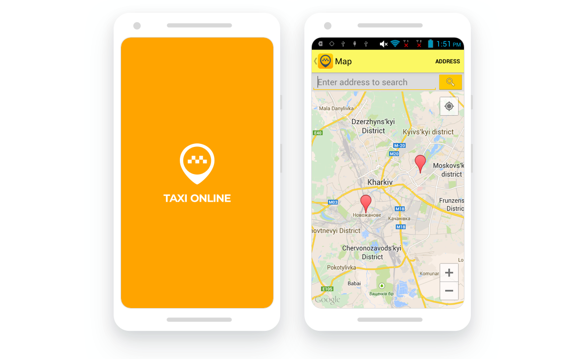 Taxi-Booking App Software - Case Study | Vilmate Projects