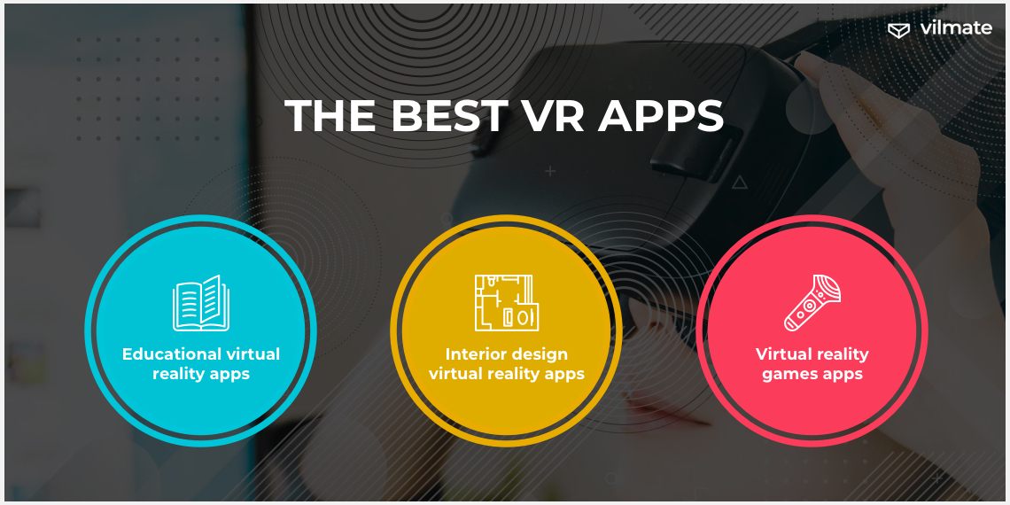 The best virtual reality apps