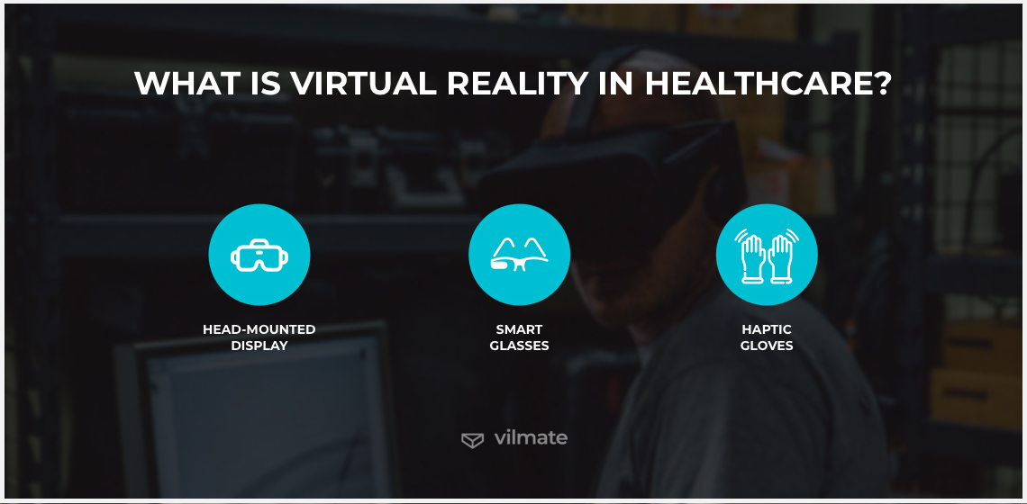 What is virtual reality in healthcare?