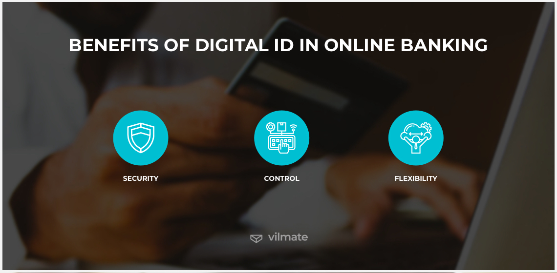Benefits of digital ID in online banking